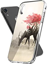 Case Phone Anti-Scratch Cover Creature Animal Revenge of The Forest Animals (5.8-inch Diagonal Compatible with iPhone X, iPhone Xs)