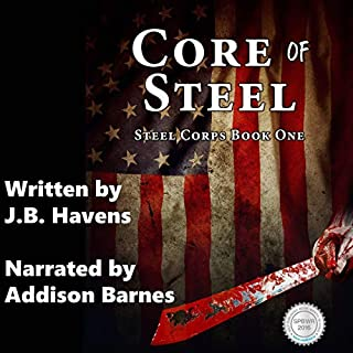 Core of Steel cover art