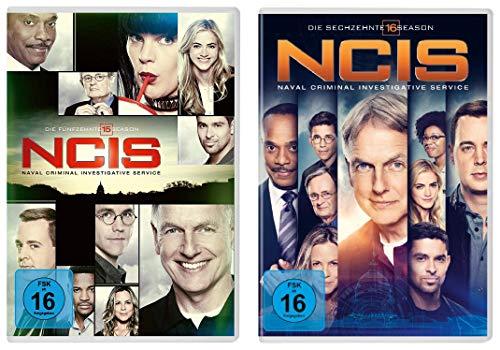Navy CIS - Staffel 15+16 (12 DVDs)