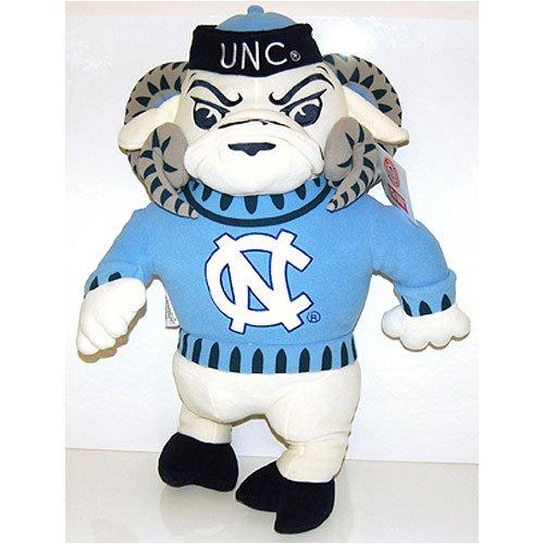 North Carolina Tar heels NCAA Mascot Pillow