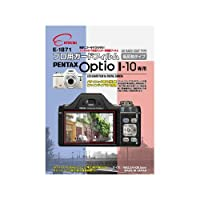 エツミ プロ用ガードフィルムAR(PENTAX_Optio_I-10専用) E-1871 ×6個セット