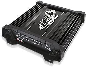 Lanzar B52 Car Audio, Amplifier Monoblock, 1 Channel, 2,000 Watt, 2 Ohm, RCA Input, Bass Boost, Mobile Audio, Amplifier for Car Speakers, Car Electronics, Crossover Network (HTG137) , BLACK