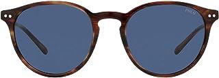 Ralph Lauren - Polo Ralph Lauren Gafas de sol redondas Ph4169 para hombre