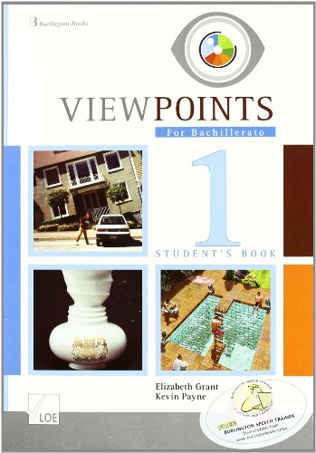 Viewpoints For Bachillerato 1. Student´s Book. - 9789963479634