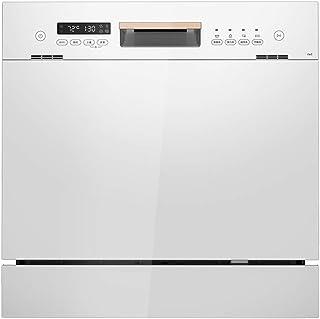 Lavavajillas Lavavajillas portátil lavavajillas integrado 1380W de potencia de alta capacidad puede colocar 8 Juegos de vajilla 8 Engranaje de ajuste del 99,99% Tasa de esterilización kyman