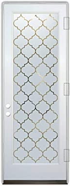 Glass Front Entry Door Sans Soucie Art Glass Ogee