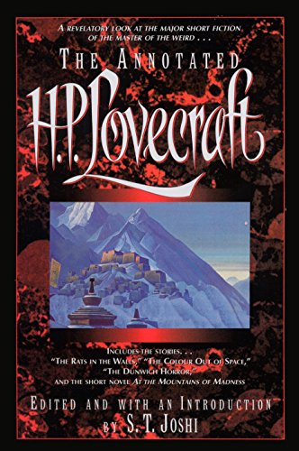 The Annotated H.P. Lovecraft 0739489011 Book Cover