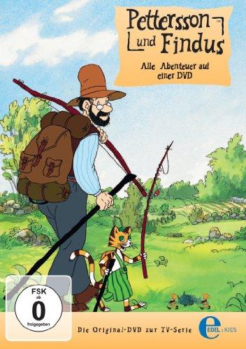 Pettersson und Findus - Die Original-DVD zur TV-Serie [Reino Unido]