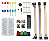 Low Voltage Labs - Pi Parts Pack with Traffic Light, for The Raspberry Pi GPIO