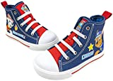 Paw Patrol Toddler Shoes,Chase Marshall,Zipper Closure,Navy Blue,Toddler Size 10