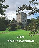 Ireland Calendar 2021: Monday to Sunday 2021 Monthly Calendar Book with Images of Ireland
