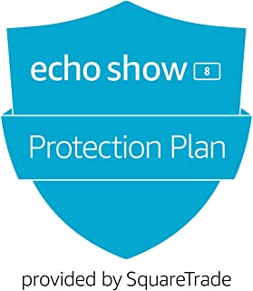 2-Year Protection Plan plus Accident Protection for Echo Show 8  (2019 release, delivered via e-mail)