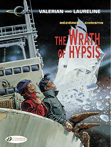 Valerian and Laureline : Book 12 : The wrath of Hypsis