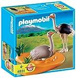 PLAYMOBIL 4831 - Familia de Avestruces con Nido
