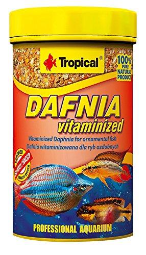Dafnia vitaminada TROPICAL - 100 ml