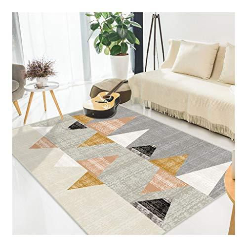 Vloerkleed, rond, Europees vloerkleed voor woonkamer, bureaustoel, computerhoofdeinde, hangmand van zijde, lostgaming
