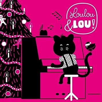 Kerstliedjes Jazz Kat Louis