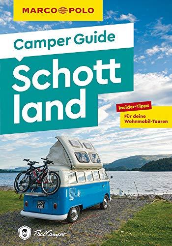 MARCO POLO Camper Guide Schottland:...