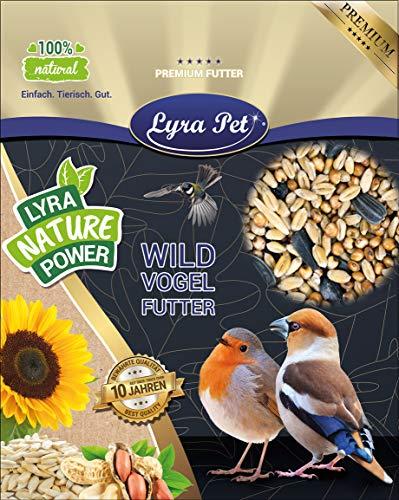 Lyra Pet 20 kg Streufutter für Vögel Wildvogelfutter Vogelfutter Meisenfutter