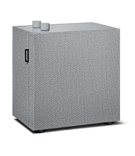 Urbanears Lotsen Multiroom Lautsprecher (WiFi, Bluetooth, Chromecast, AirPlay, Spotify Connect) concrete grey