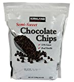Baking Chocolate Chips - Semi-Sweet 2 Kg Big Value Bag