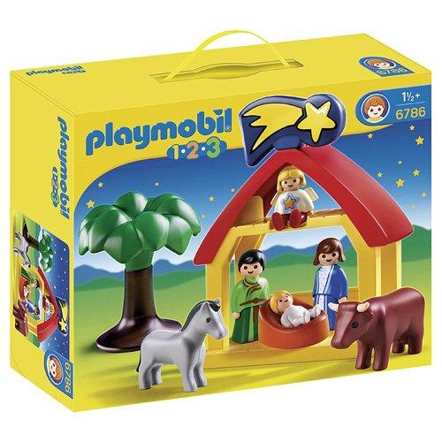 Playmobil 6786 - Capanna Di Gesù Bambino