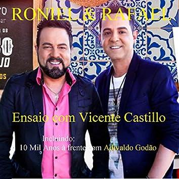 Ensaio Com Vicente Castillo