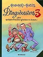 Les Dingodossiers, tome 3 de René Goscinny