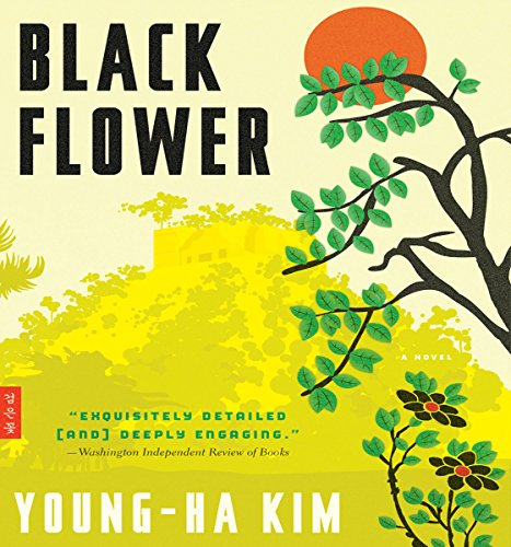 Black Flower audiobook cover art