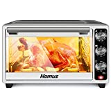Air Fryer, Homuz 7 In 1 Toaster Oven Oilless Cooker Air...