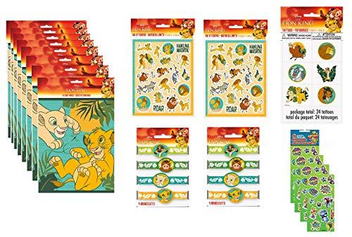 Lion King Goodie Bags (Set of 8)