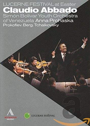 Various: Abbado/ Sbyo Venezuela (Scythian Suite/ Lulu-Suite/ Pathetique) [DVD] [2010] by Sim?n Bol?var