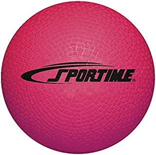 Sportime Playground Ball, 13 Inches, Red - 1293618