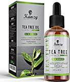 Kanzy Tea Tree Oil 60ml Olio di Albero Del Tè per...