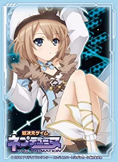 Hyperdimension Neptunia BLANC White Heart Character Card Sleeves Anime Game TCG CCG MTG Magic