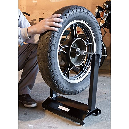 """Black Widow BW-WB-03 Static Motorcycle Wheel Balance for 28"""" Tires"""