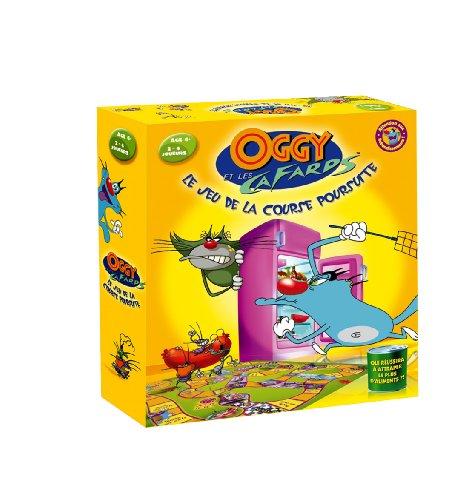 TF1 Games–1122–Brettspiel–Oggy und die Kakerlaken