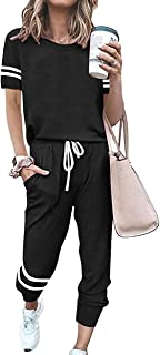 Rumbeast Stranger Things Tracksuits 2XL Black Crop Top and Shorts Set Two Piece Suit Womens Casual Outfit Leisure Sportwear