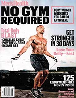Mens Health No GYM Required 2019 Issue