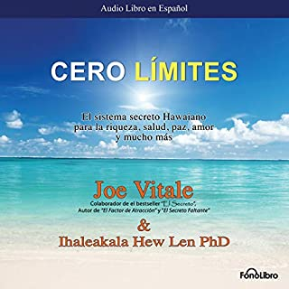 Cero Limites [Zero Limits] audiobook cover art