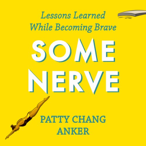 Some Nerve audiobook cover art
