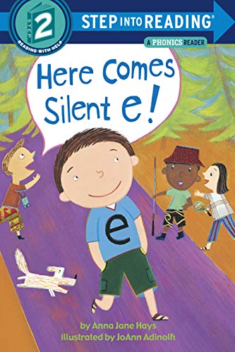 Here Comes Silent E! (Step into Reading)の詳細を見る