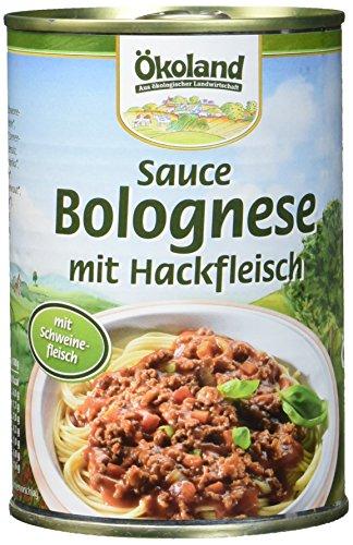 ÖKOLAND Sauce Bolognese (1 x 400 g)