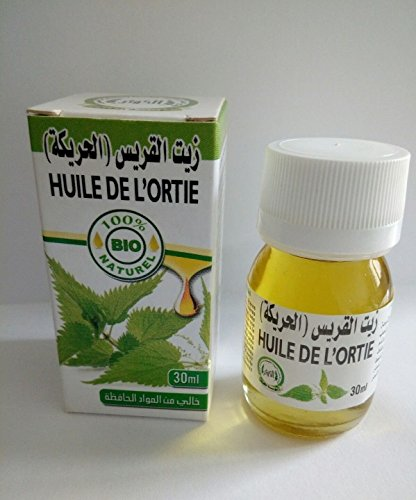 Pure ortiga Aceite Vegetal Maroc-ortiga Gas 30 Ml