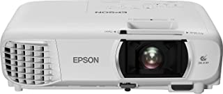 Epson EH-TW750 3LCD Projector (Full HD 1920x1080p, 3400 Lumens, White and Colour Brightness 3400 Lumens, Contrast Ratio 1...