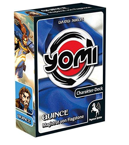 Pegasus Spiele 17438G - Yomi Einzeldeck Quince