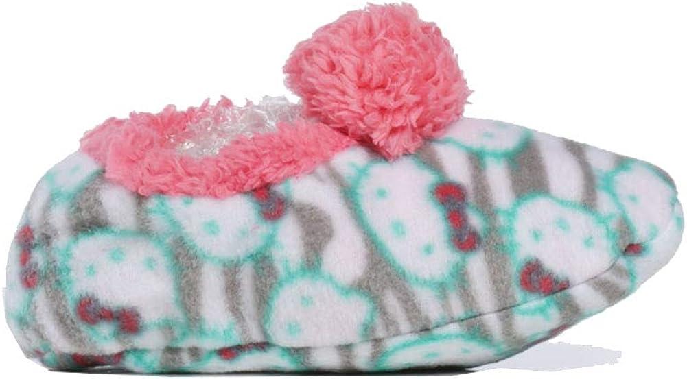 Hello Kitty Girls' Hello Kitty Slipper Socks