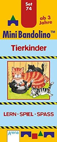 Tierkinder: Mini Bandolino Set 74