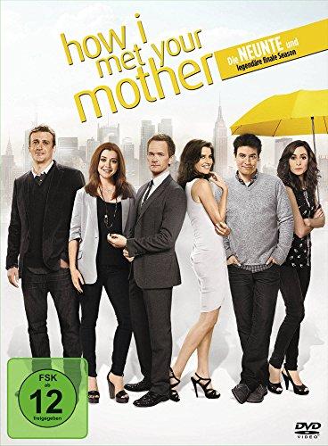 How I Met Your Mother - Die neunte und legendäre finale Season [3 DVDs]