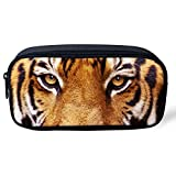 Coloranimal Fashion Tiger - Estuche escolar para lápices